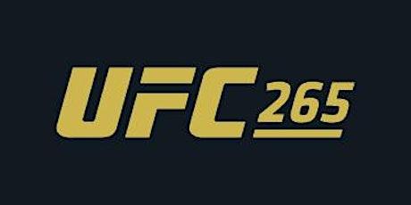 UFC 265 @ GAL: Derrick Lewis vs. Ciryl Gane tickets