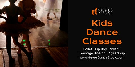 Kids Ballet (Free Trial) Ages 3 & up tickets