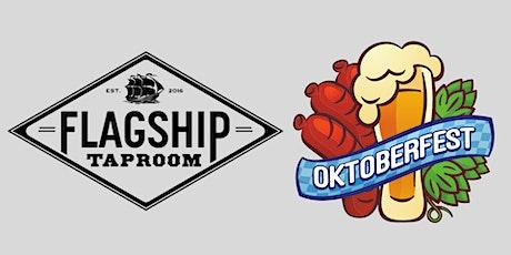 Flagship Taproom Oktoberfest tickets