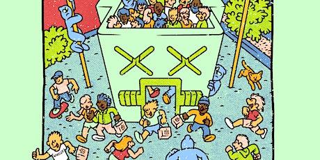 The Anti-Robot Club tickets