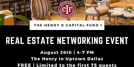 CF1 Dallas Networking Event tickets