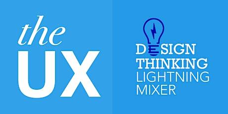 Beijing - Design Thinking Lightning Mixer tickets