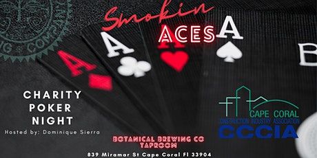Smokin Aces Poker Night!  Hosted by Dominque Sierra tickets