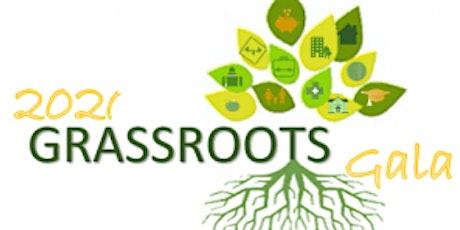 MOC's 2021 GRASSROOTS GALA tickets
