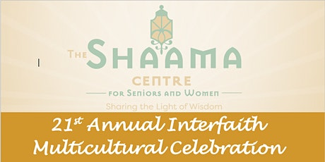 21st Annual Interfaith Multicultural Celebration tickets