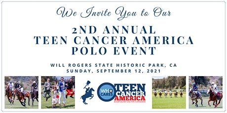 2nd Annual Teen Cancer America  Polo Event tickets