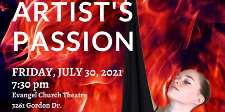 Artist's Passion -a performance of ballet, flamenco and contemporary dance tickets