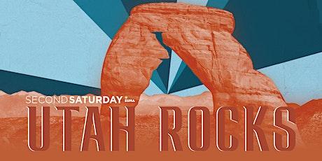Second Saturday: Utah ROCKS! tickets