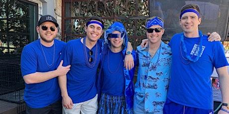 Brews & Blue - Bar Crawl for Colon Cancer Awareness tickets