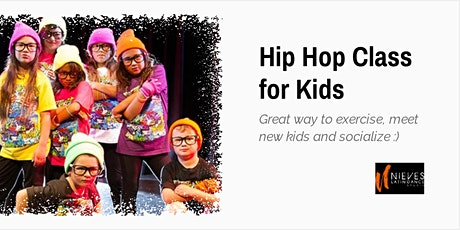 Beginner Hip Hop FREE trial tickets