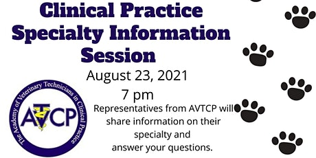 Clinical Practice Specialty Information Session tickets