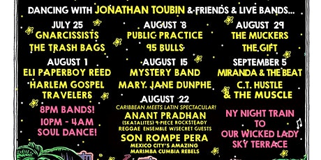 Sunday Soul Scream! w/ Eli Paperboy Reed, Harlem Gospel Travelers tickets