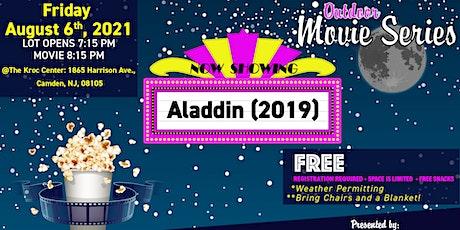 "Outdoor Movie Night!  ""Aladdin"" (2019) tickets"