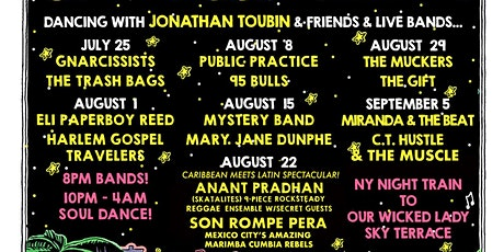 Sunday Soul Scream on the rooftop! w/ Anant Pradhan, Son Rompe Pera tickets