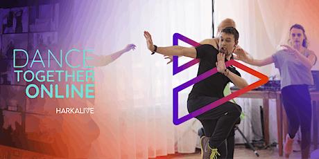 Israeli Dancing online with Ilai Szpiezak (UK) - Hosted by Harkalive. tickets