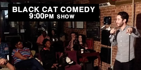 Copy of Free Comedy Show!  Black Cat LES Standup Comedy Show tickets