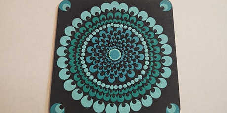 Mandala Paint Night at Urban Lodge Brewing tickets