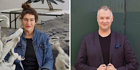 Gagosian Online | In Conversation: Nancy Rubins & Eric Shiner tickets