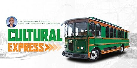 Cultural Express - Zoo Miami tickets