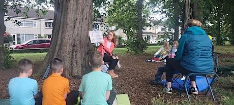 Storytelling, arts & crafts at Rockfield Park tickets