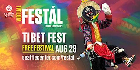 Seattle Center Festál: Tibet Fest tickets
