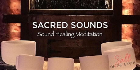 Sacred Sounds at the Salt Cave tickets