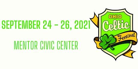 2021 Ohio Celtic Festival tickets