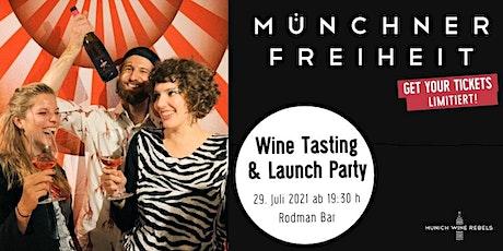 Münchner Freiheit - Wine Tasting Party Tickets