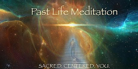 Past Life Meditation at the Salt Cave tickets
