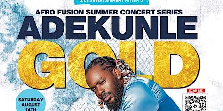 Adekunle Gold Live in Chicago tickets