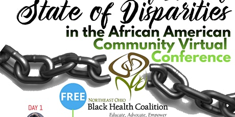 State of Disparities in the African American Community Race in America tickets