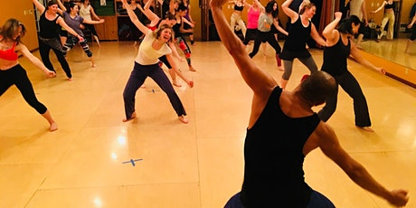 Brazilian Dance with Bahia In Motion: In Person and Virtual tickets