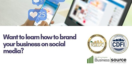 Social Media: Diving into Managing Your Business Online tickets