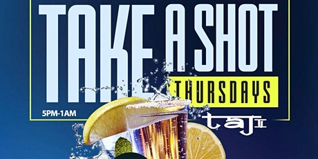 Take a shot Thursday's tickets