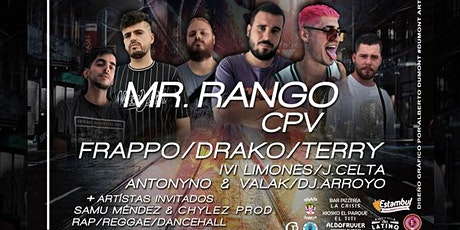 Mr.Rango , Colectivo SE95 , HipHop//Reggae//Dancehall + Dj Crazyman entradas