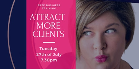 Attract More Clients tickets