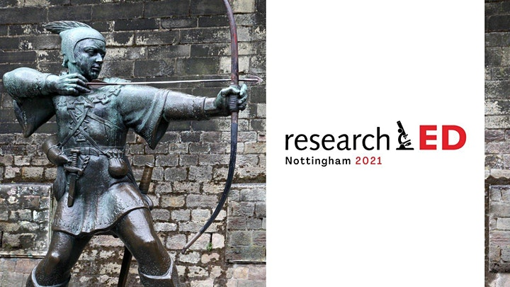 researchED Nottingham image