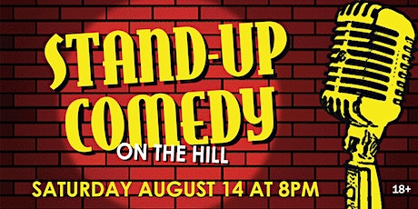 Stand-Up Comedy on the Hill tickets