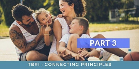 TBRI Caregiver Training: Connection Principles (Part 3-WED) tickets