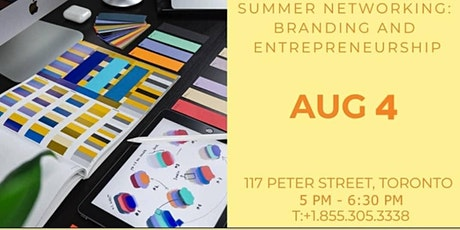 Summer Networking-On the  Patio tickets