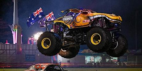 Monster Thrillmasters Live - Maryborough Speedway tickets