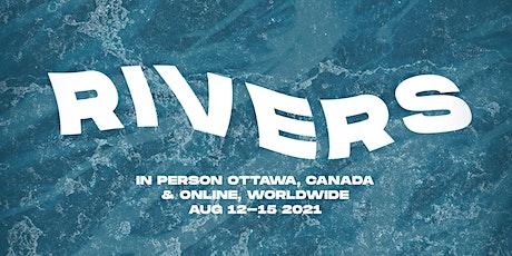RIVERS//YOF 2021 - Sunday Evening Service tickets