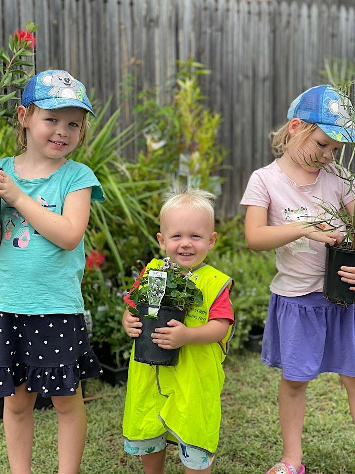 Eight Miles - Brisbane City Council Community Street Tree Planting image