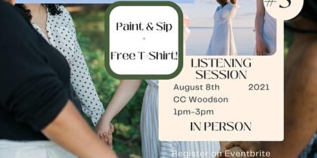 Young Women of Color Listening Session #3 tickets