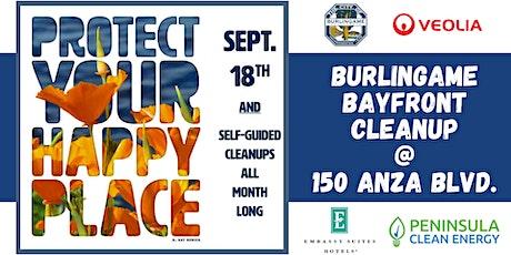 Burlingame Bayfront Cleanup (150 Anza Blvd.) tickets