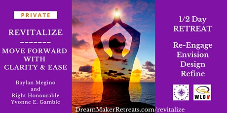 Revitalize Your Power Retreat tickets
