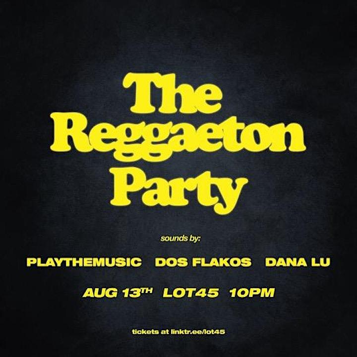 The Reggaeton Party image
