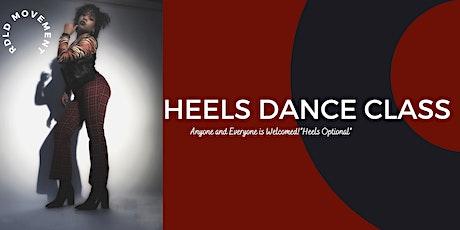 RDLD Movement Presents - FUN HEELS DANCE CLASS (All Levels) tickets
