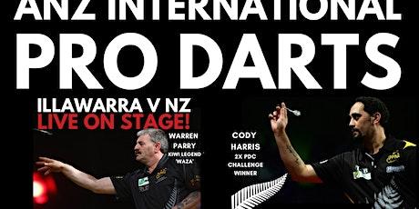ANZ International Darts Tour Wollongong tickets
