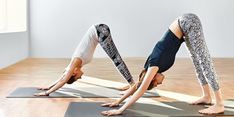 10 Day Unlimited Yoga $15 tickets